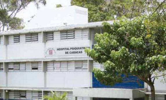 Enfermera denuncia hacinamiento en Hospital Psiquiátrico de Caracas