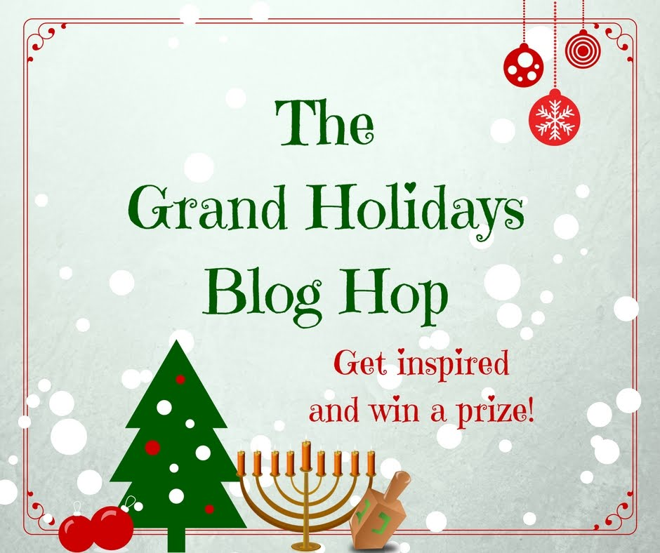 Grand Holiday Blog Hop Winner