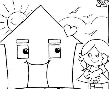 Educando En La Excelencia Dibujos Para Colorear Los Derechos De