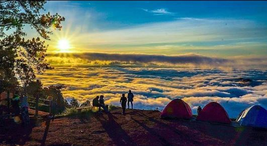 Tempat Wisata Lolai Toraja