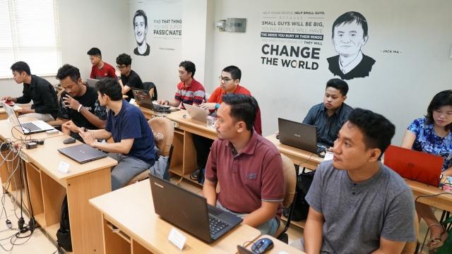 Kursus Golang di Indonesia