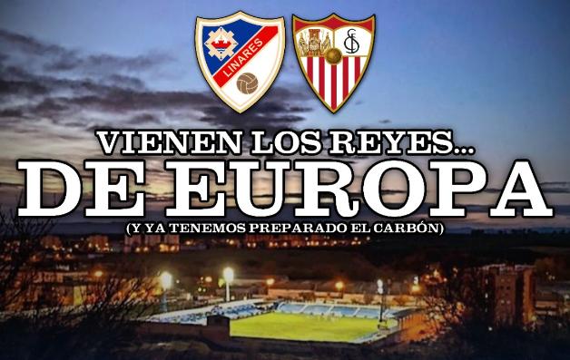Previa Linares Deportivo - Sevilla FC