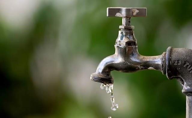 Falta de energia afeta abastecimento de água  em vários bairros