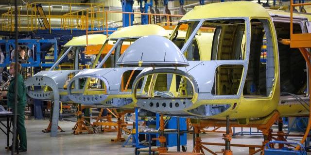 Харківський авіазавод виготовлятиме хвостову балку фюзеляжів гелікоптерів МСБ-8 та МСБ-2