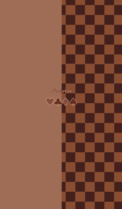 Valentine checkered pattern