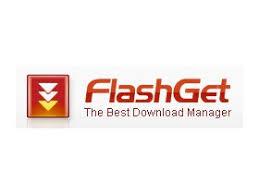 FlashGet interface