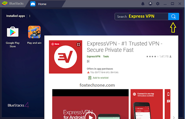 express vpn on pc windows