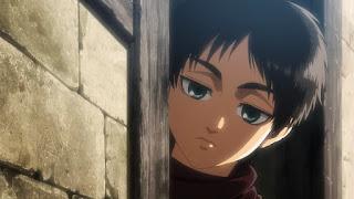 進撃の巨人 アニメ | エレン・イェーガー 幼少期 | Eren Jaeger Childhood | Hello Anime !
