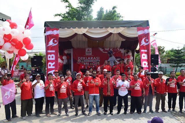 Budi Waskito Pimpin GARBI Medan