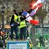 El Centro Wiesenthal reveló que el movimiento neonazi francés intenta infiltrarse en las marchas de los chalecos amarillos