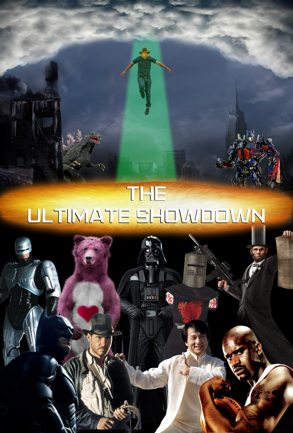 The Ultimate Showdown