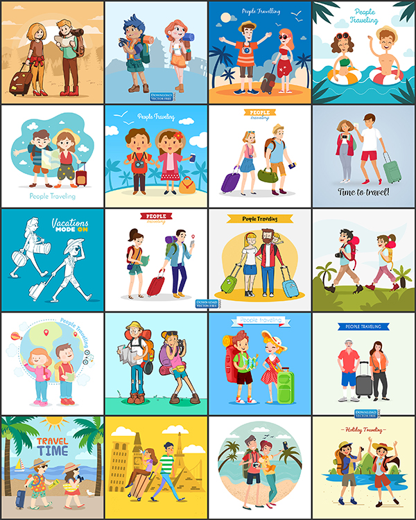 20-mau-do-hoa-cap-vo-chong-di-du-lich-khap-noi-couple-traveling-vector-8786