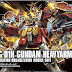 HGAC 1/144 Gundam Heavyarms - Release Info, Box art and Official Images