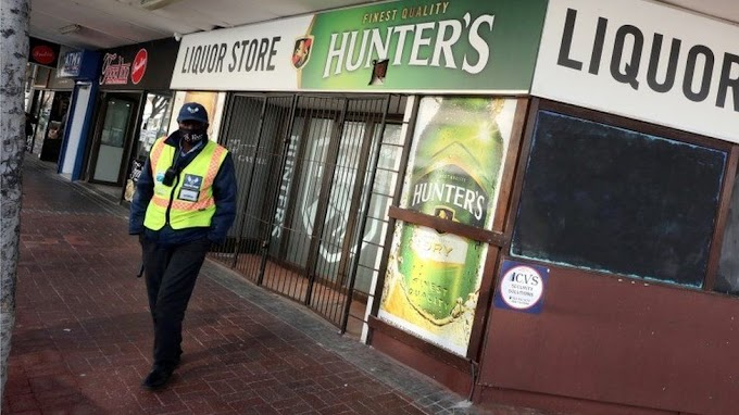 Coronavirus: South Africa lifts alcohol ban as Covid rules ease