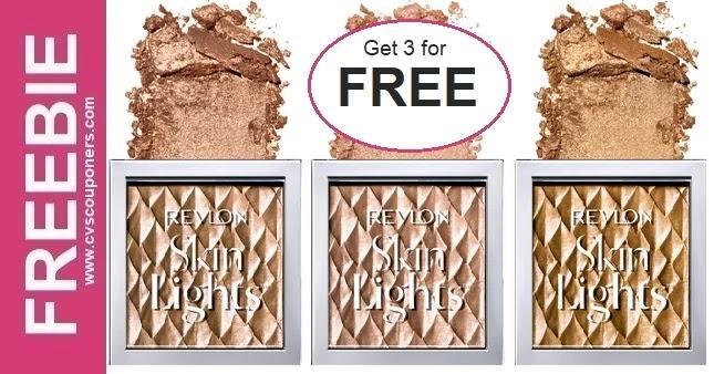 FREE Revlon Skinlights Highlighter CVS