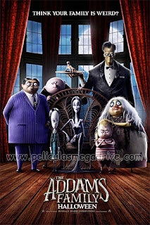 Los locos Addams (2019) [Latino-Ingles] [Hazroah]