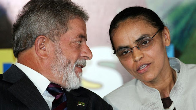 O ex-presidente Luiz Inácio Lula da Silva (PT) e a ex-senadora Marina Silva (Rede) são os preferidos dos eleitores brasileiros na disputa à Presidência da República nas Eleições 2018
