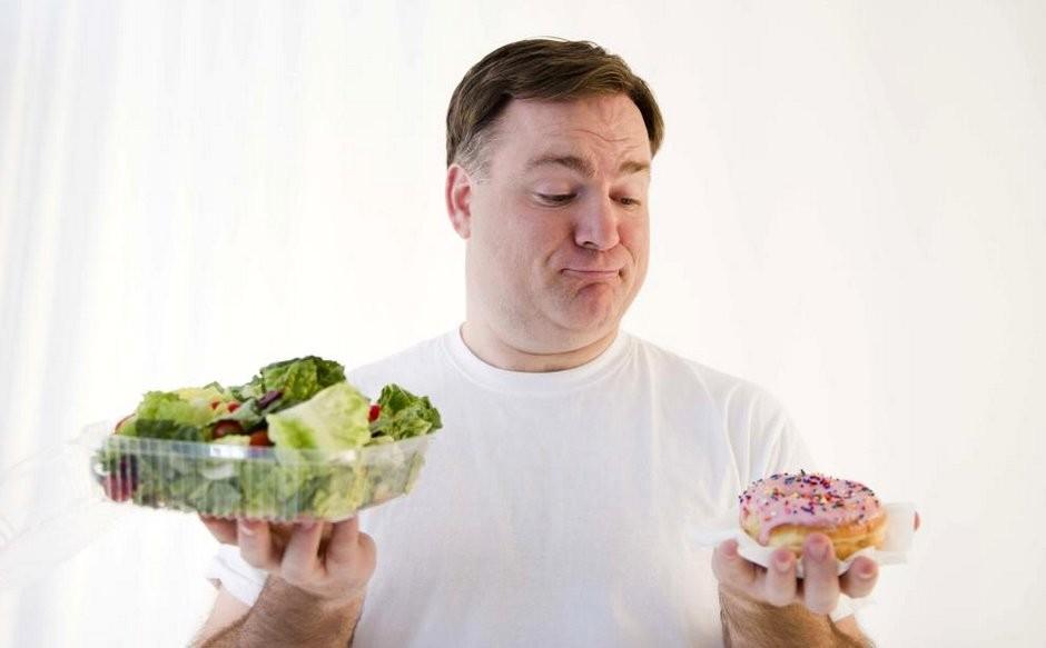 Mudança de hábito alimentar