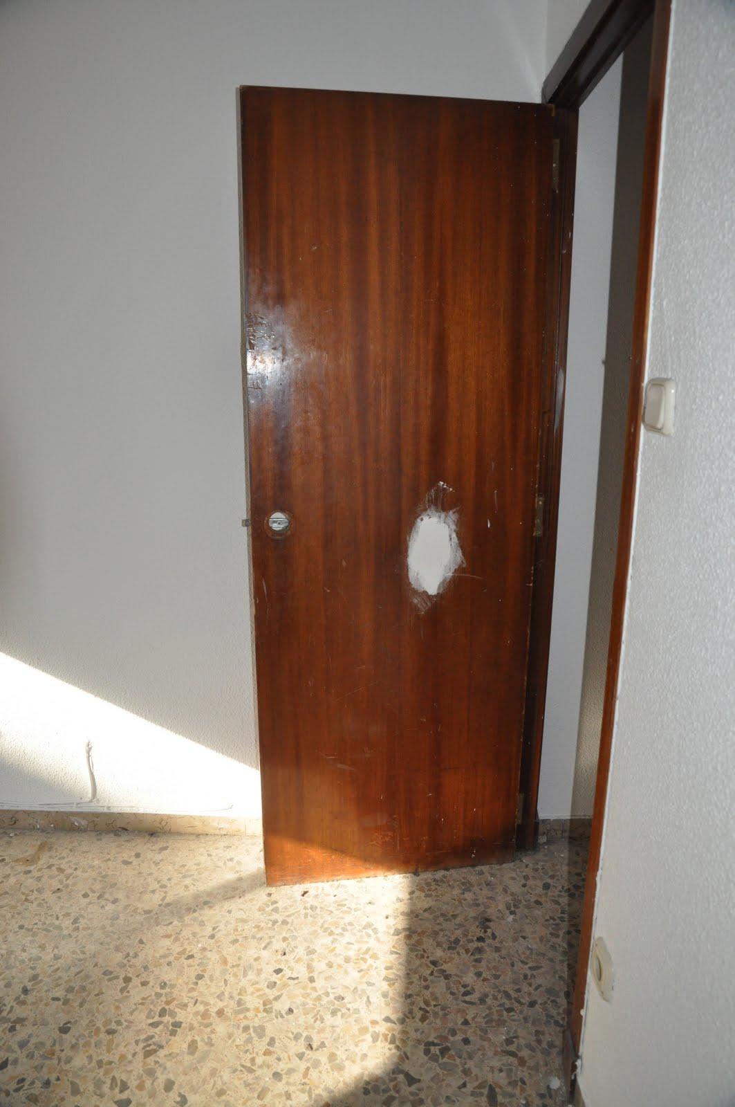 Esp ritu chamarilero lacar puertas en blanco y cambiar - Lacar muebles en blanco precio ...