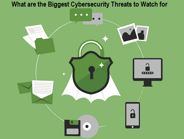 What are the Biggest Cybersecurity Threats to Watch for