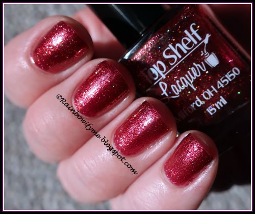 Top Shelf Lacquer: You Had Me At Merlot