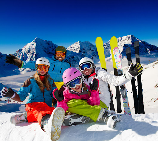 5 Ski Resorts Perfect for Families
