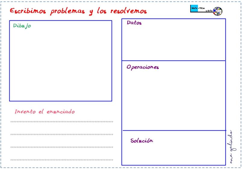 MaTe+TICas y ArTe: Comprensión lectora en los problemas de ...