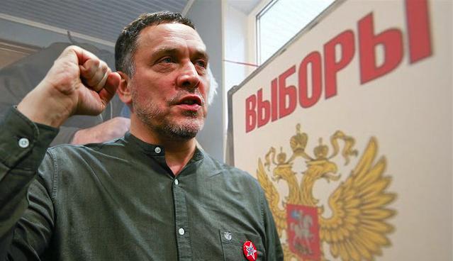Все на выборы, лишь бы «Единая Россия» не победила – призывает Максим Шевченко