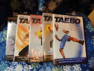 The Return of Tae Bo