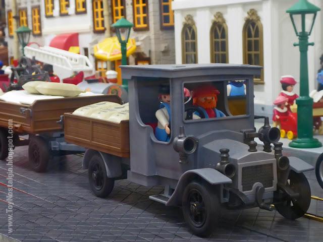 "Diorama Playmobil ""Victoriano - Belle Epoque"""