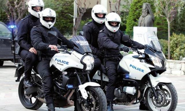 Αστυνομικοί της ΔΙΑΣ συνέλαβαν διαρρήκτες στο Ίλιον