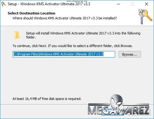 Windows KMS Activator Ultimate 2017 imagenes