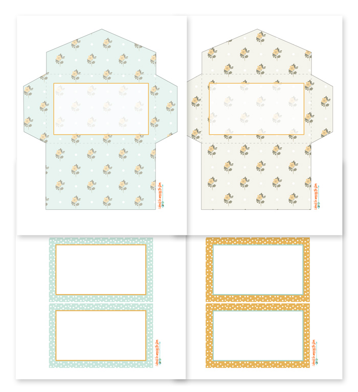 Free Envelope Templates