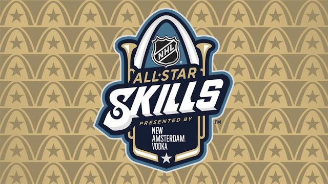 HOCKEY HIELO - NHL All-Star Skills en el Enterprise Center de St. Louis