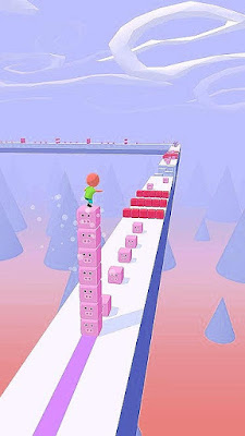 Cube Surfer Mod Apk For Android