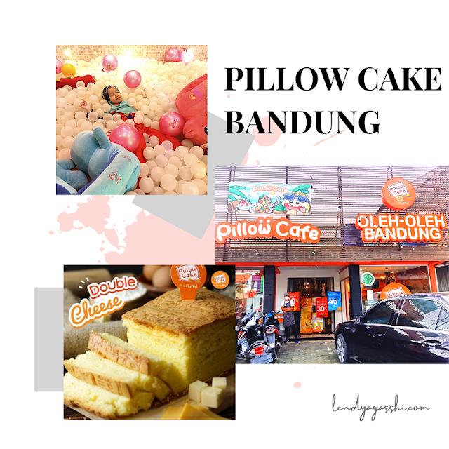 Pillow Cake Bandung