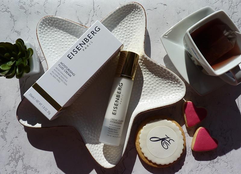 eisenberg moisturising fluid cream