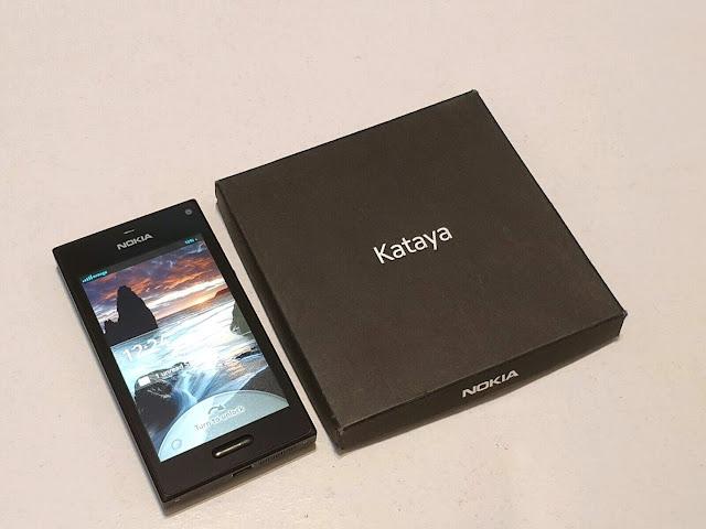 Nokia Kataya Prototype