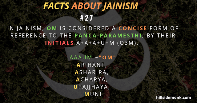 Jainism Facts  panca-paramesthi