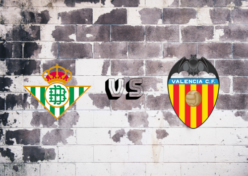 Real Betis vs Valencia  Resumen
