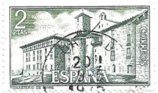 Selo Mosteiro de Leyre