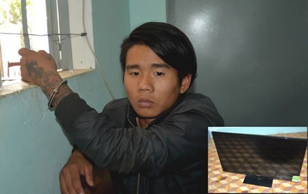 "Gia Lai: ""Bao Công"" sa lưới"