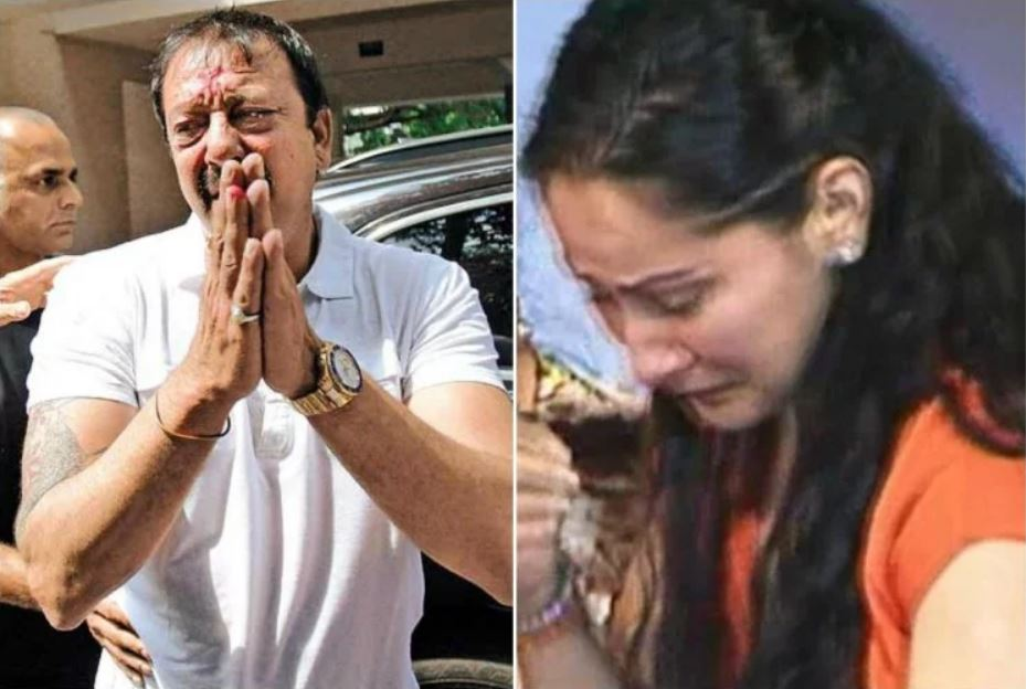sanjay Dutt and wife Manyta dutt