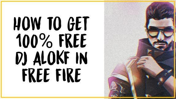 How To Get Free DJ Alok In Free Fire Game, फ्री फायर गेम में फ्री डीजे आलोक कैसे प्राप्त करें