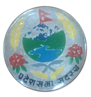Logo of provincial assemblies and their designers