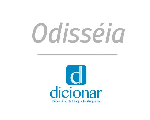 Significado de Odisséia