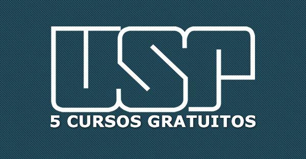 USP oferece 5 cursos gratuitos EAD