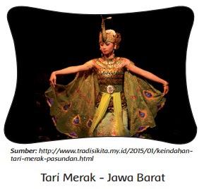 Tari Merak - Jawa Barat www.simplenews.me