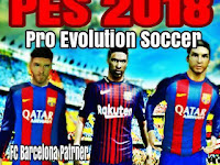 FTS Mod PES 2018 By Dava Apk + Data OBB Full For Android Gratis (Offline)