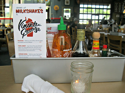 Vinsetta Garage Adult Milkshake Menu